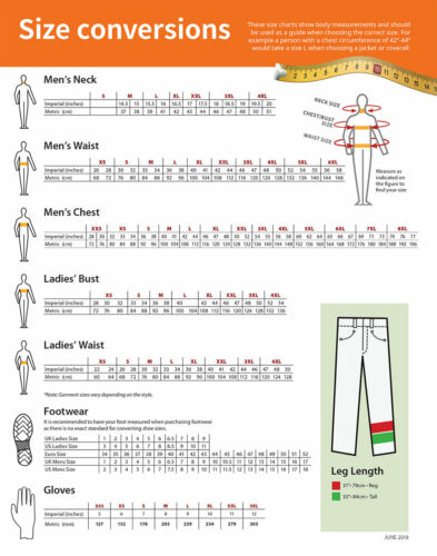 Portwest US476 Berlin Executive Hi-Vis Reflective Safety Work Zipper Vest ANSI