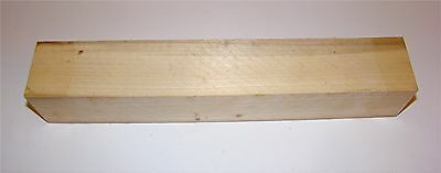 Tulpenholz 10x10x5cm Tulpin Klotz 1m=27€ Drechselholz Holz