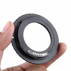 AF-III-Confirm-M42-Lens-to-Canon-EOS-EF-Mount-Adapter-60D-550D-600D-400D-6D-5D