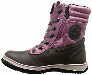 Image is loading New-Pajar-Women-039-s-Leslie-Boot-pink-
