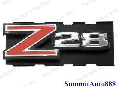 1970-71 Chevrolet Camaro Grille Z28 /& SS Style w// Black Grille /& Chrome Trim New