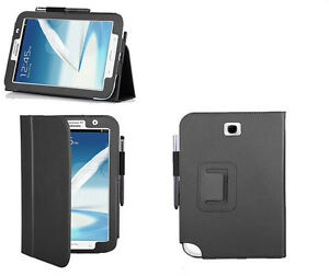 Etui hoes housse multi-angles noir pour tablette Samsung Galaxy Note 8.0 fx441vui-07140233-412484677
