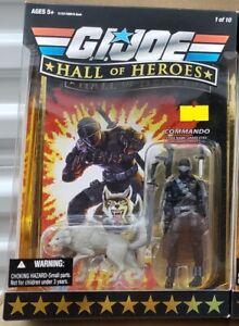 G-I-Joe-25th-Hall-of-Heroes-Snake-Eyes-Ninja-Commando-w-Timber-3-75-034-Figure