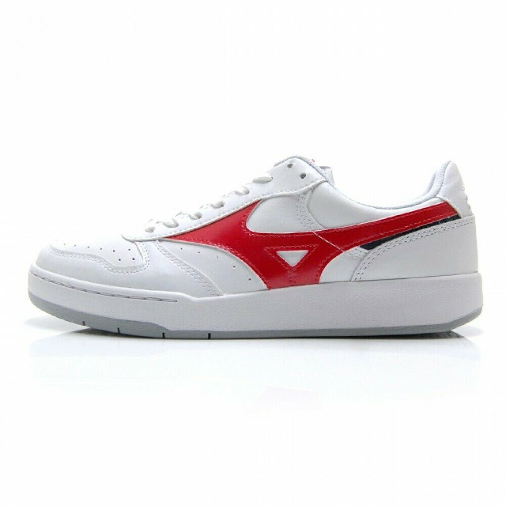 casual sneakers CITY WIND D1GA1917 White × Red