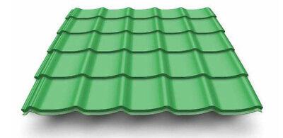 Trapetzbleche Dachplatten Profilbleche Mattaldach,blechdapfannen Durchblutung GläTten Und Schmerzen Stoppen Trapezblech