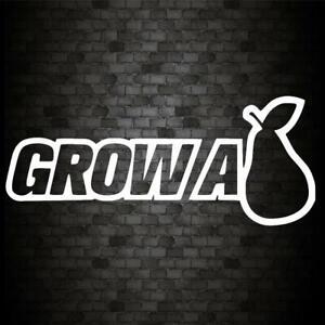 GROW-A-PAIR-Sticker-Funny-Car-Window-Bumper-JDM-4X4-VAN-BIKE-Novelty-Vinyl-Decal