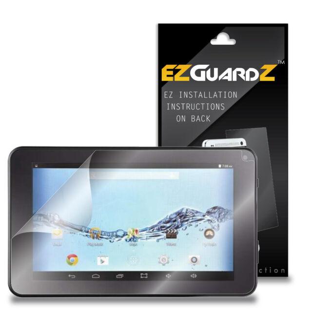 "1X EZguardz LCD Screen Protector Skin Shield HD 1X For DigiLand DL701Q 7/"" Tablet"