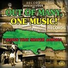 out of Many One Music Songs That Shaped Jamaica Various Artists Triple CD 81 T