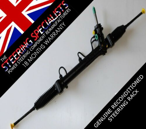 Vauxhall Astra H MK5 2.0 VXR 2005 to 2010 Remanufactured Power Steering Rack