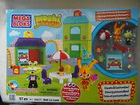 Mega Bloks - Moshi Monsters 80631 Ooh-la-lane - 97pcs - Ages 4+