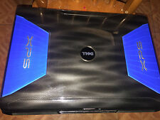 """Dell Xps M1730 Laptop Gaming Nvidia GEForce 8700 GT  Core 2 Duo 2.4Ghz 750GB 17"""""""