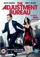 THE ADJUSTMENT BUREAU - DVD - REGION 2 UK