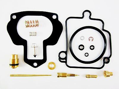Carburetor Rebuild Carb Repair Kit For Yamaha Big Bear 350 YFM350FW 4x4 1987-1998