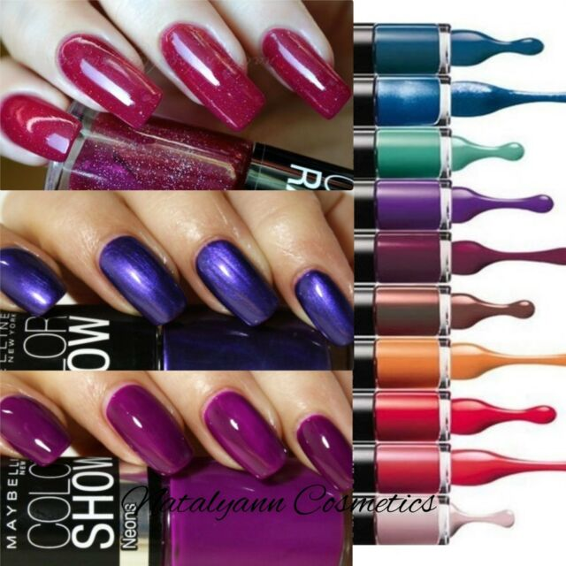 Maybelline Color Show Brocades Nail Polish - 221 Woven Skyline for ...