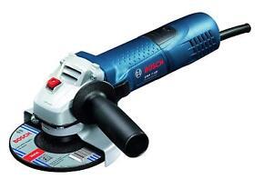 Meuleuse-d-039-angle-Bosch-petite-Disqueuse-Angulaire-Disque-125-mm-Meule-Pro-NEUF