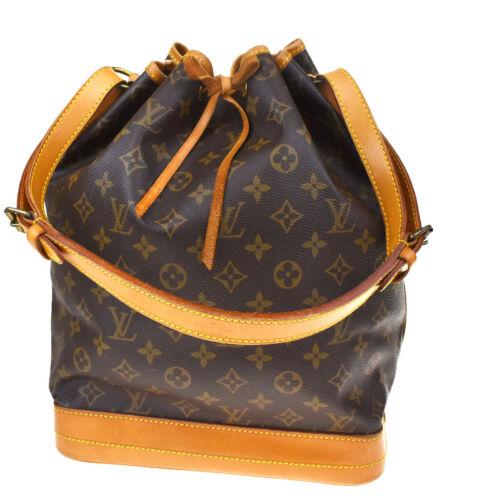 Authentic LOUIS VUITTON Noe GM Shoulder Bag Monogr