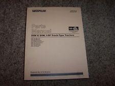 Caterpillar Cat D5M LGP Tractor 3116 Engine 3CR1- 6GN1- Parts Catalog Manual