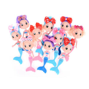 Children-039-s-Little-Bobby-Mermaid-Doll-Doll-039-s-Birthday-Salon-Children-039-s-Toys-PM