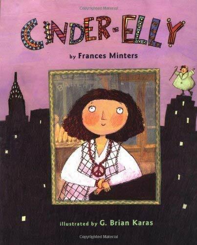 Cinder-Elly by Minters, Frances