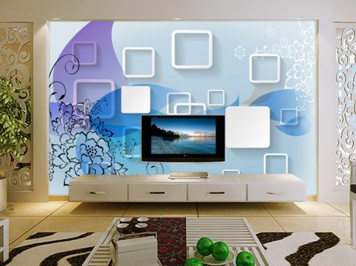 3D Frames Peony Lace 8 Wall Paper Murals Wall Print Wall Wallpaper Mural AU Kyra