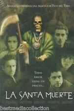 SEALED - La Santa Muerte DVD NEW Eng Subtitles Armagedon Films SEALED