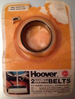 (2) Hoover Celebrity And Quik Broom Canister Vacuum Cleaner Powermatic Belts