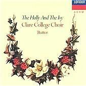 John Rutter The Christmas Album Clare College Choir, Cambridge CD