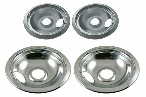 """Electric Stove Drip Pan for GE Hotpoint Burner2x6/""""2x8/"""" Speed Cooking Replacement"""
