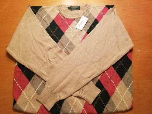 Large LE8 1 Neuf avec étiquettes Greenwich Men/'s sweater Taille