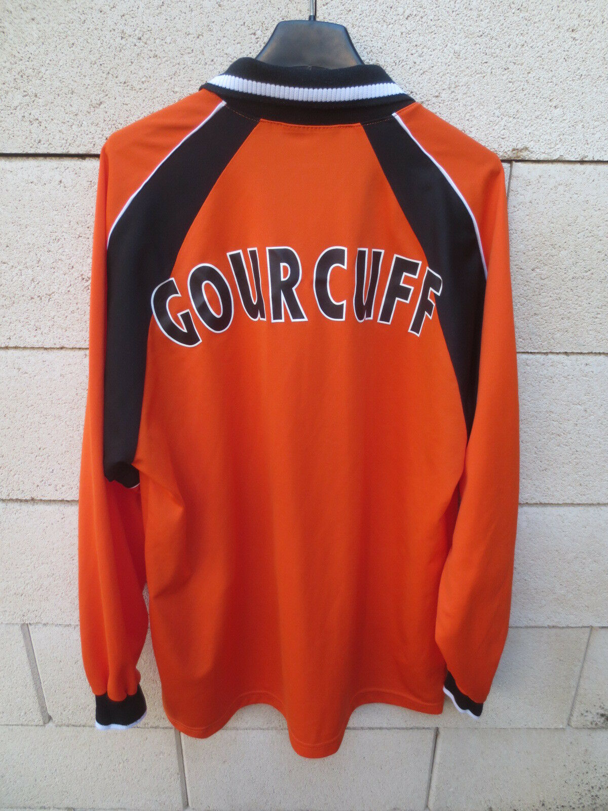 Maillot F.C LORIENT vintage ERREA shirt shirt shirt no sponsor GOURCUFF manches longues XXL   Materiali Di Alta Qualità    Di Alta Qualità    Numerosi In Varietà  989de4