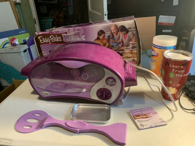 Hasbro Easy-Bake Ultimate Oven ages 8+ | eBay