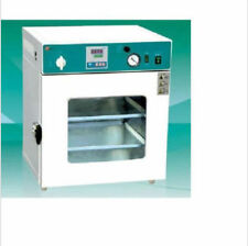 Lab Digital Vacuum Drying Oven 250c 12x12x11 Cold Rolling Steel Fast Shipping