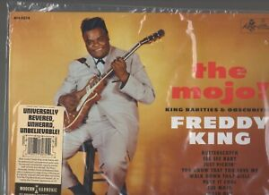 Freddy-King-The-mojo-Rarities-amp-Obscurities-Mono-Color-Vinyl-Lp-Still-Sealed