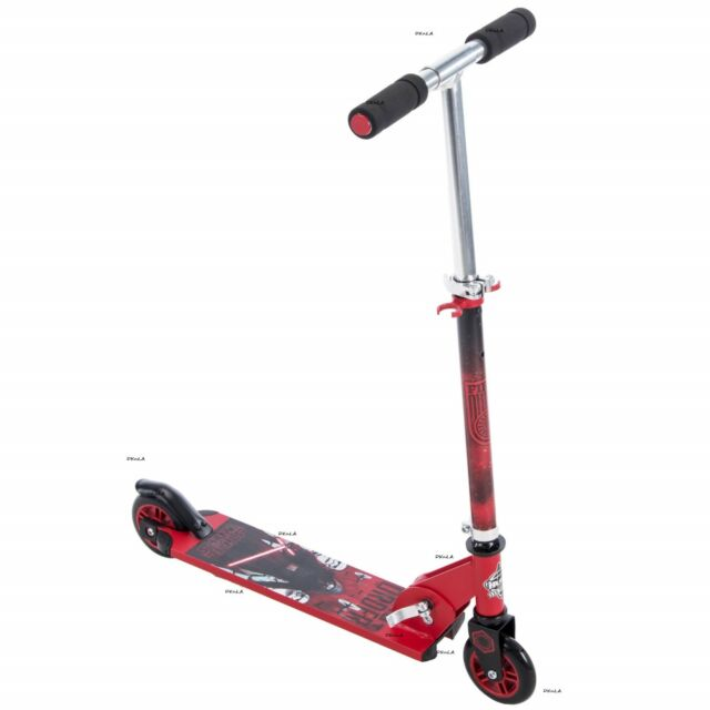 Star Wars Episode VII - Inline Folding Scooter From Huffy - Brand New
