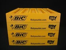 4 Bic Empty Display Tray For 50 Regular size Lighters Counter Top Rack (Used)