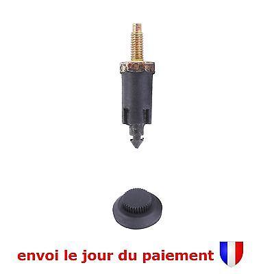 1 Vis de Fixation Cache Moteur Citroen C4 C5 C6 C8 PICASSO XSARA Kit 1 Clips