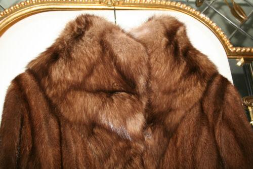 40 900 taglia Saga 36 38 Mink Sable 21 Zobel Mink Coat Coat Premium € Luxury Np 8Pr6q8