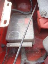 ford escort fuses fuse boxes escort mk4 all models main fuse box cover clean original good working order
