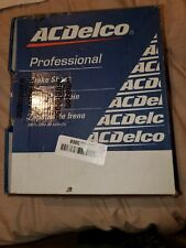 ACDelco 17675R Professional Riveted Rear Drum Brake Shoe Set