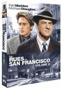 The-Streets-of-San-Francisco-No-2-Karl-Malden-Michael-Douglas-4-DVD-New
