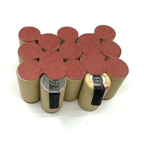 Battery Rebuilding Pack For Senco 18V 3000mAh DS275-18V VB0036 Screw Gun Driver