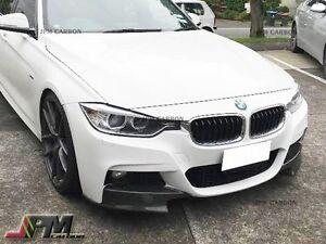 For BMW I I I M Sport DP Type Carbon Fiber Front - 320i bmw 2012
