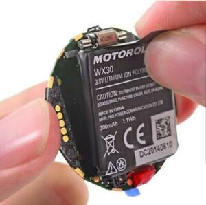 NEW-WX30-SNN5951A-Original-Battery-For-Motorola-Moto-360-1st-Gen-Smart-Watch