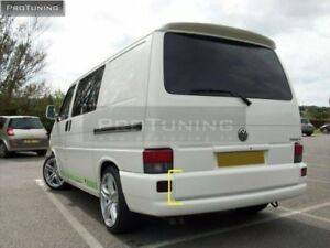 vw t4 transporter tailgate rear door spoiler skirt addon. Black Bedroom Furniture Sets. Home Design Ideas