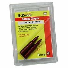 A-Zoom  Pachmayr Snap Caps, 7MM-08 REM, 2 pack, 12247