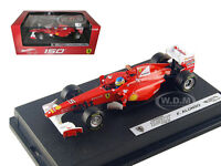 Ferrari F2011 150 Italia 5 Fernando Alonso 2011 1/43 Model Car Hotwheels W1075