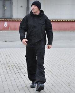 Softshell-Pantalon-Gen-III-Negro-proteccion-contra-la-humedad-Swat-nuevo