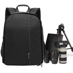 Waterproof-DSLR-SLR-Camera-Shoulder-Case-Bag-Backpack-For-Canon-EOS-Nikon-Sony