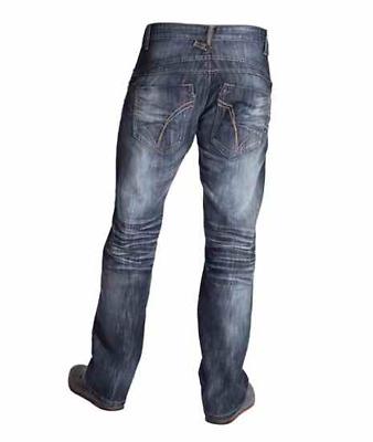 Mish Mash Bronx Dark BIG SIZE Jeans 40 42 44 46 48 50 52 54