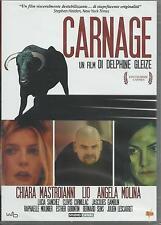 Carnage (2002) DVD